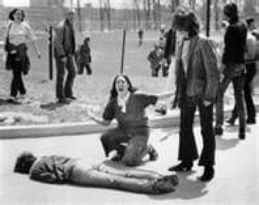 The Kent State shootings.