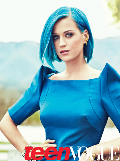 Katy Perry in Teen Vogue, May 2012