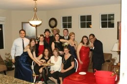 The Murder Mystery Cast