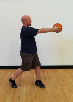 How to Exercise Using a Medicine Ball