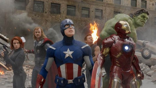 The Avengers Assemble (2012)