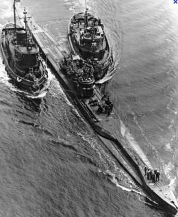 U-234 upon capture