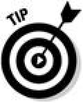 The Tip icon points out helpful information that is likely to make your job easier.