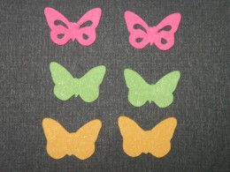 Smaller butterfly layers