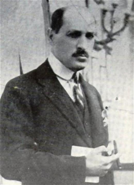 Count Mihály Károlyi