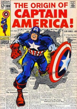 Captain America: The Men Who Sling the Shield