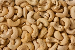 Cashews are one of the tastiest nuts