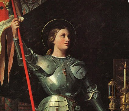France's Joan of Arc