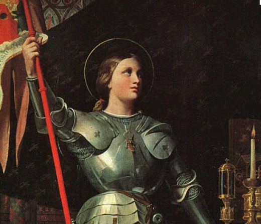 France's Joan of Arc