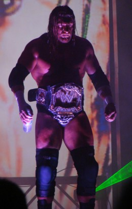 12 time world champion Triple H