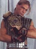 Shawn Michaels as wwf wwe heavyweight champion