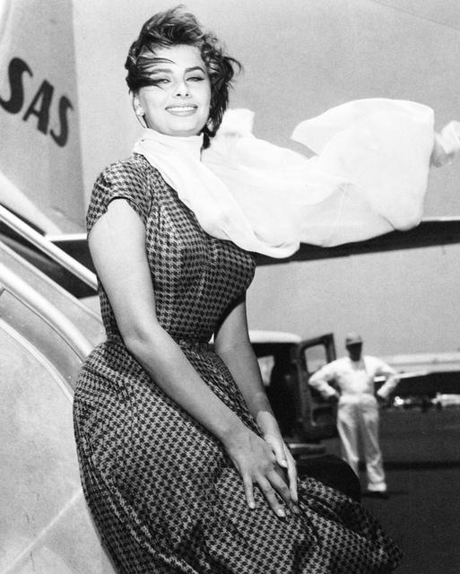 Sophia Loren Credit: Kate Gabrielle.