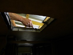 The Best And Easiest To Install Rv Camper Trailer Rooftop