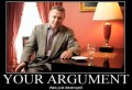 Five Popular Argument Schemes that Christians Use Over and Over Again