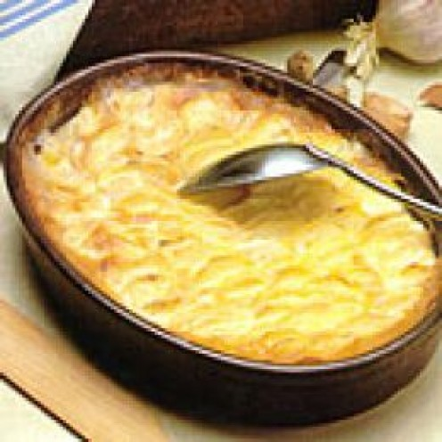Image: Cheesy Scalloped Potatoes