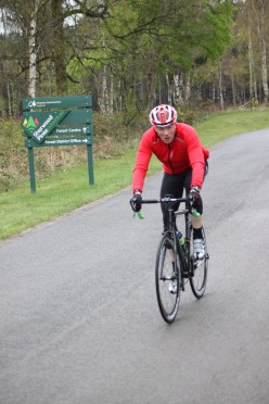 How to Breathe When Cycling