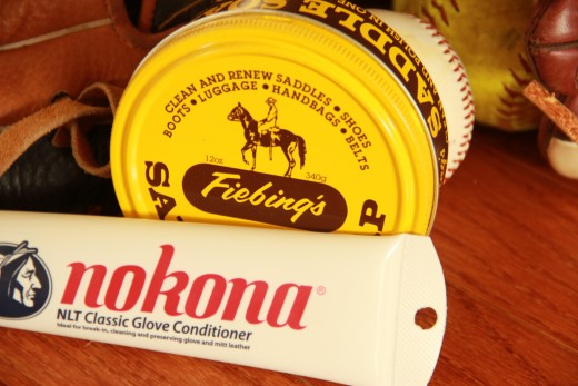 Can't go wrong with good old fashioned saddle soap