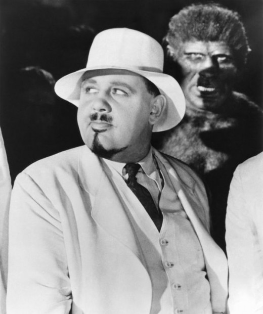 Charles Laughton in Island of Lost Souls (1933)
