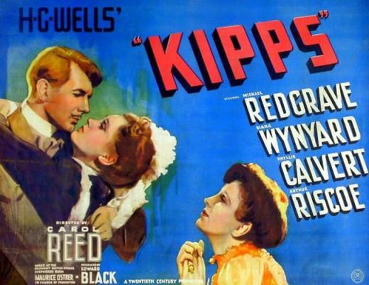 Kipps (1941) poster