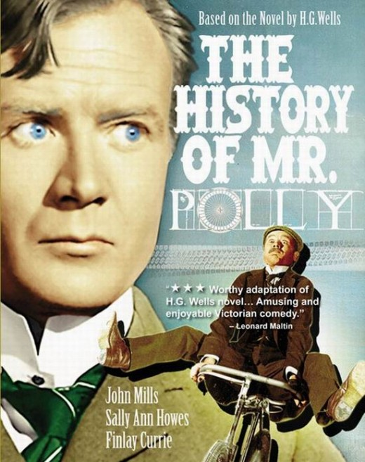 The History of Mr. Polly (1949)