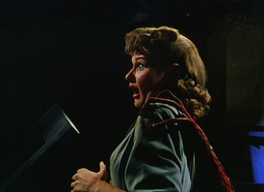 Ann Robinson in War of the Worlds (1953)