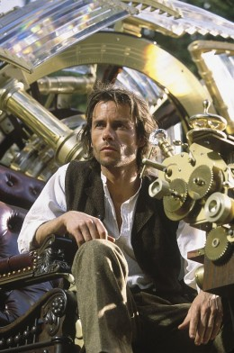 Guy Pearce in The Time Machine (2002)