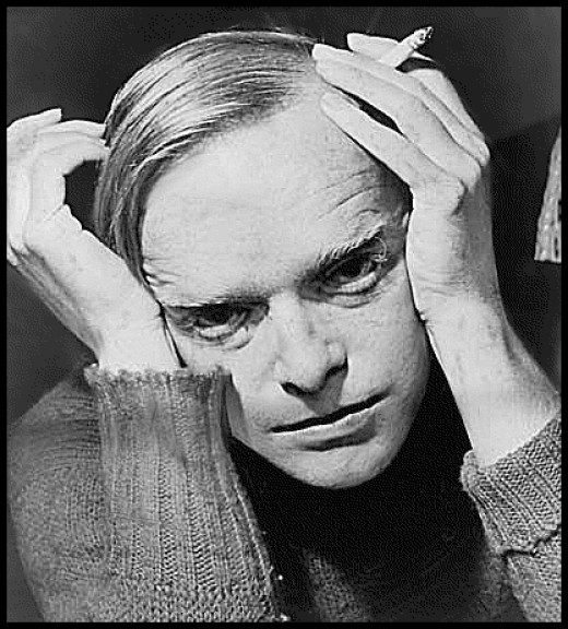 "Truman Capote, who penned the ""non fiction novel"" IN COLD BLOOD was the master of blending fiction while still arriving at the truth in his non fiction."