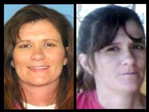 Sherilynn Leighann Jamison-pictures from missing posters