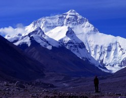 Citadels at Everest : A Poem