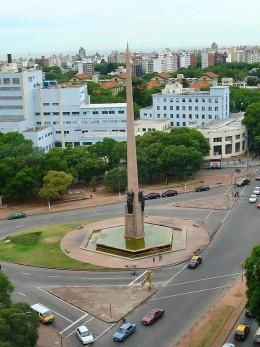 The Obelisk, Montevideo, Uruguay