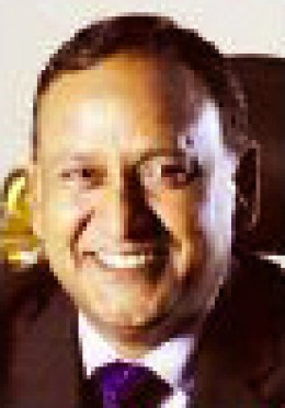 Mr. Kishoor kumar, the proud owner of Swarnmandir, Tumkur