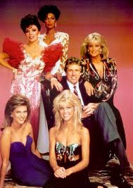 Dynasty showcased many 1980s fashion trends
