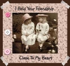 True Friendship Is A Gift