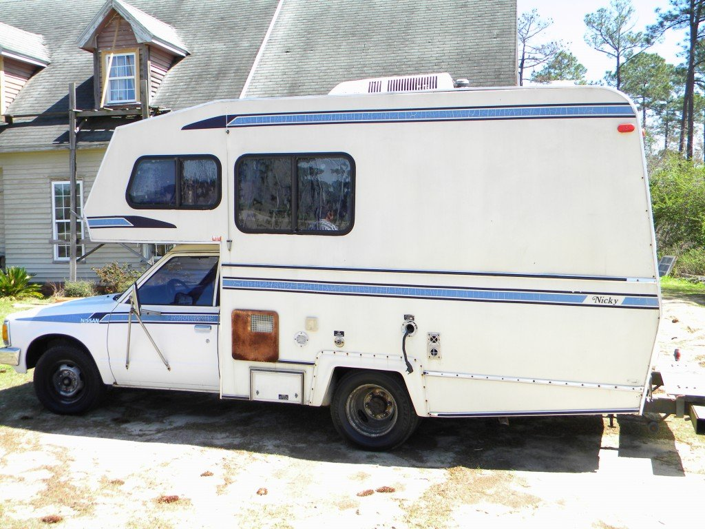 How I Repaired Remodeled And Restored An Old Rv Camper Axleaddict 1990 Prowler Wiring Diagram