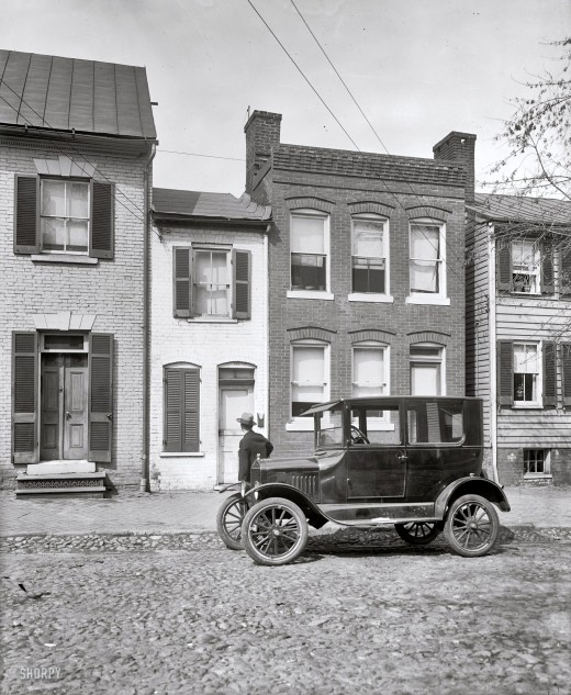 Spit House, circa 1925