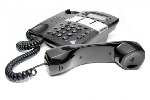 Landline phones seem antiquated.