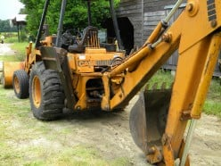 How To Rebuild Or Repair Case 580 Tractor Backhoe Hydraulic Cylinders