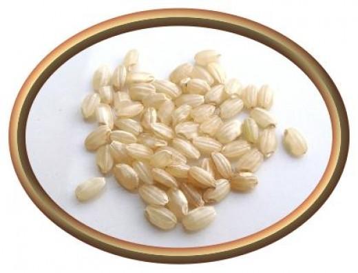 Photo: Short Grain Brown Rice