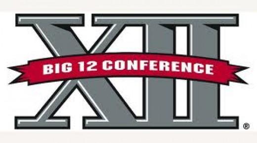 Big 12 Football Logo