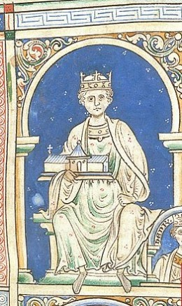 Henry II of England, Duke of Normandy, Count of Anjou, Duke of Aquitaine, and Lord of Ireland, among other titles