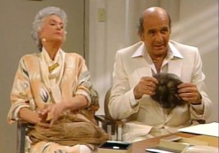 Dorothy, Stan, and Stan's toupee