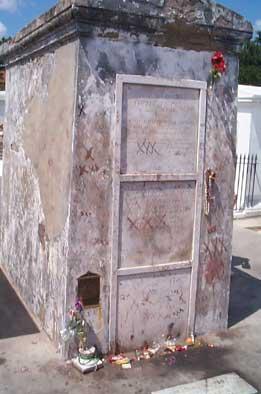 Marie Laveau's Grave