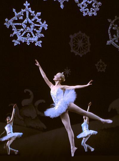 A scene from The Nutcracker