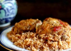 Easy Mexican Rice and Chicken Recipe