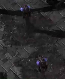Overlord Creep Dumping