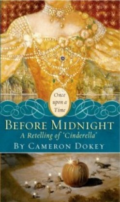 Before Midnight (Once Upon a Time series), by Cameron Dokey