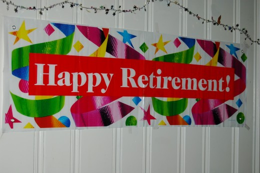 Retirement Means Pension Benefits