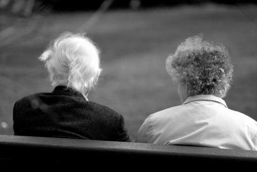 Image: Retirement Benefits Assist Canadian Seniors
