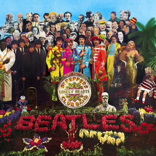 """""""Sgt. Pepper's Lonely Hearts Band"""" - The Beatles"""
