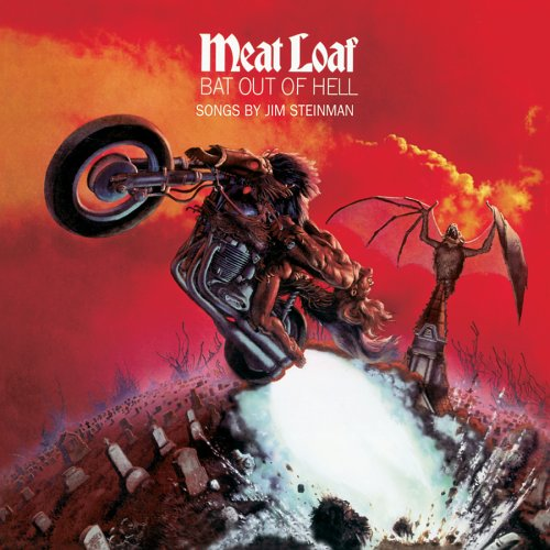 """Bat Out of Hell"" - Meat Loaf"